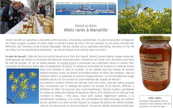 Reportage sur Marseille Sympa