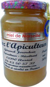 Miel de Marseille IGP